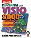 Learn to Diagram with VISIO 2000, Ralph Grabowski, 1556227094
