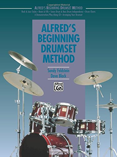 Alfreds Beginners Drumset Method