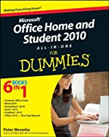 Office Home and Student 2010 All-in-One For Dummies Front Cover