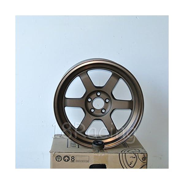 4-PCS-ROTA-GRID-WHEELS-V-17X9-5X100-42-73-SPEED-BRONZE