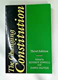 img - for The Changing Constitution. Third Edition. book / textbook / text book