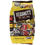 HERSHEY'S Miniatures Chocolate Assortment, 56 Oz