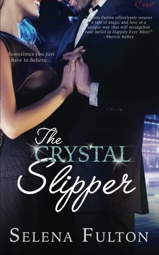 book cover of The Crystal Slipper