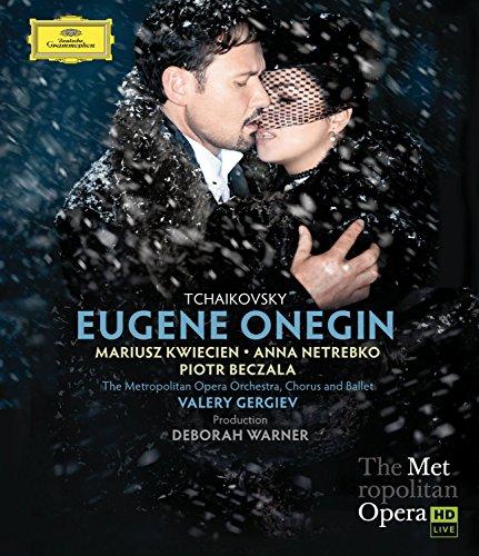Blu-ray : Valery Gergiev - Eugene Onegin (Blu-ray)