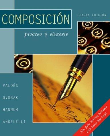 Composicion: Proceso y sintesis prepack with Sin falta software