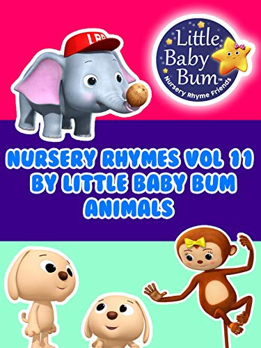 Nursery Rhymes Volume 11 by Little Baby Bum - Animals