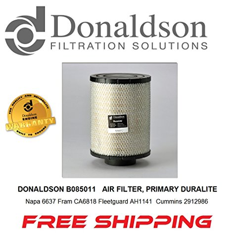 Donaldson B085011 Filter (Pack of 3) by Donaldson
