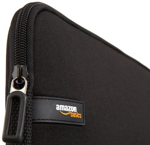 AmazonBasics 13.3-Inch Laptop Sleeve - Black