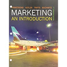Marketing: An Introduction, Fifth Canadian Edition, Loose Leaf Version (5th Edition)