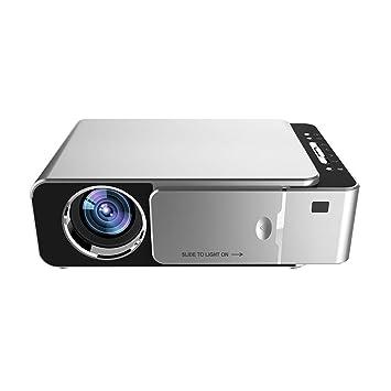 WWK Proyector Micro portátil, Soporte para proyector HD casero ...