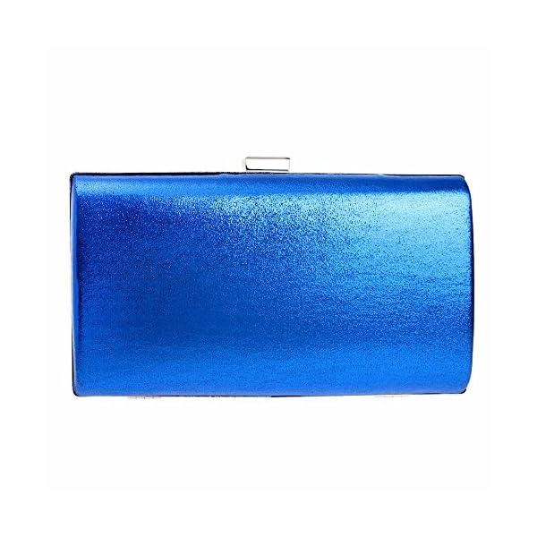 Women's solid color mini heart-shaped tassels handbag fashion luxury high-end celebrity dresses the bride evening bag clutch bag - more-bags