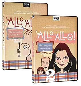 'Allo 'Allo - The Complete Series One & Two (2 Pack)