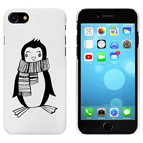 Blanc 'Pingouin Mignon' étui / housse pour iPhone 7 (MC00090669)