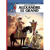 ALEXANDRE LE GRAND EN B.D.