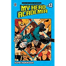 My Hero Academia. Boku no Hero - Volume 12