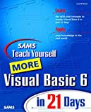 Sams Teach Yourself More Visual Basic 6 in 21 Days, Lowell Mauer, 0672313073