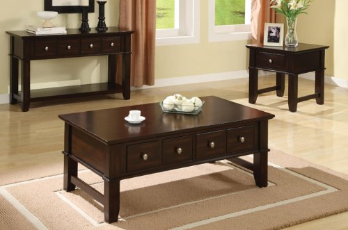 Top 5 Best sofa table espresso for sale 2017 – Best For