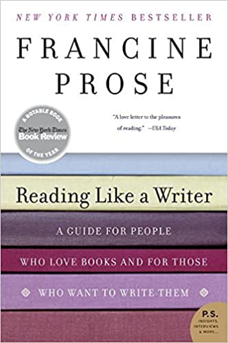 Reading like a writer a guide for people who love books and for reading like a writer a guide for people who love books and for those who want to write them ps reprint edition fandeluxe