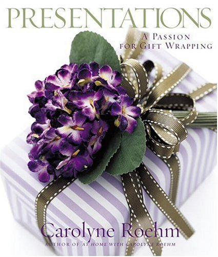 American Crafts Seasons Ribbon (Presentations: A Passion for Gift Wrapping)