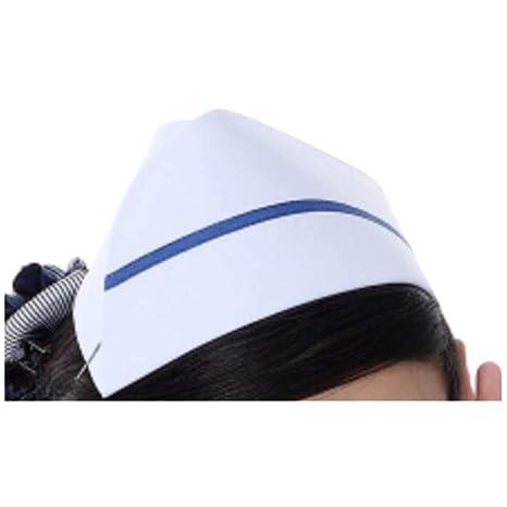 Wukong Paradise Una Gorra de Enfermera de Mujer Sombrero de médico ...