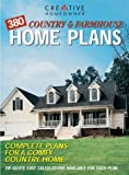 380 Country & Farmhouse Home Plans: Complete Plans for a Comfy Country Home