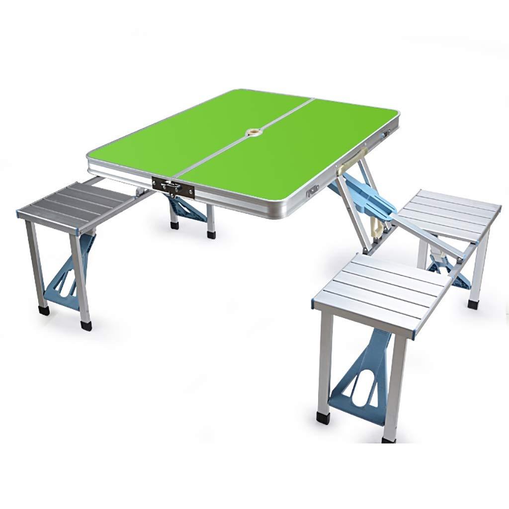 Lw outdoor Picknicktisch Campingtische, die leichte, tragbare Tabelle für Camping-Reise-Strand-Picknick fischen im Freien Falten