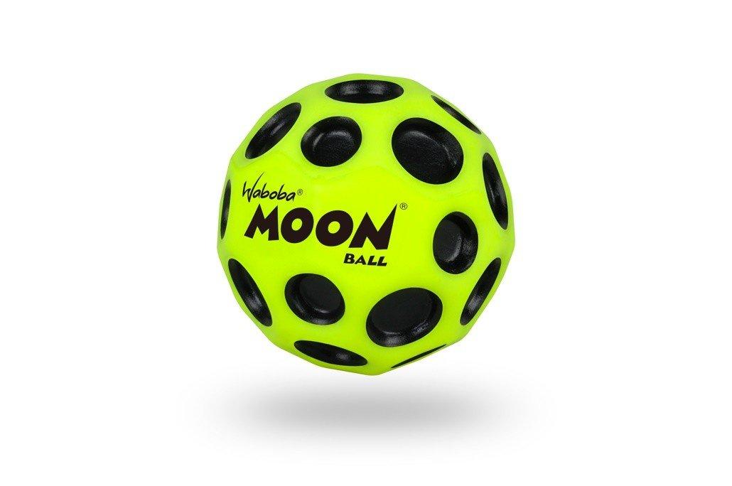 Waboba Moon Bounce Ball Neon Yellow Por Waboba: Amazon.es ...