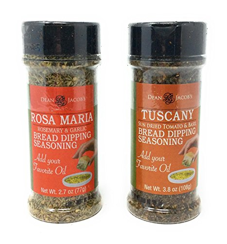 - Dean DJ Jacobs Bread Dipping Seasonings (Rosa Maria/Tuscany)