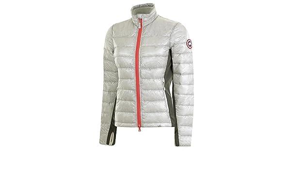 Canada Goose 8789V giubbotto donna grey ultra light jacket woman [S]: Amazon.es: Ropa y accesorios