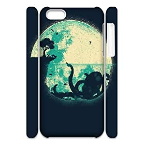 3D the Big One Octopus IPhone 5C Cases, Kweet {White}