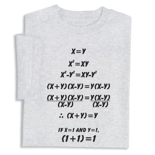 X=Y T-Shirt