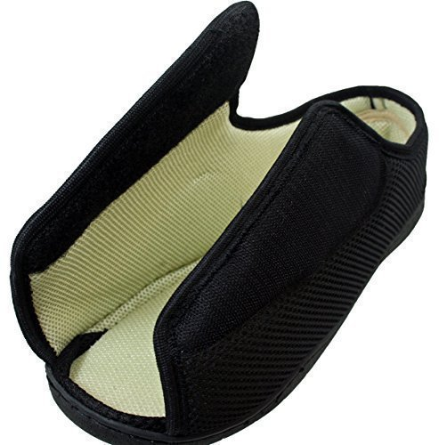 1ab1c8a30023 Surf 4 Shoes Mens Ladies Very Wide E 5E Fit Fitting Memory Foam Breathable  Touch Fastening Slippers - Buy Online in Oman.