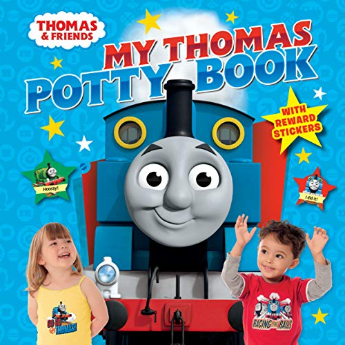 (My Thomas Potty Book (Thomas &)