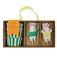 Funny Bunnies Cupcake Kit