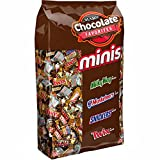 MARS Chocolate Minis Size Candy Bars Variety Mix 4-Pound 240-Piece Bag