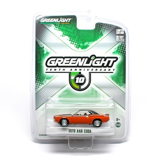 (1967 Shelby GT500 * Greenlight 10th Anniversary * 2014 GL Muscle Series 8 Greenlight Collectibles Limited Edition 1:64 Scale Die-Cast Vehicle)
