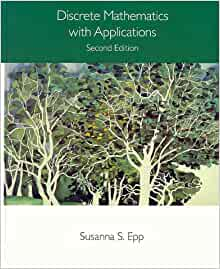 discrete mathematics with applications brief edition