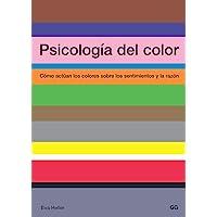 Psicología del color: Cómo actúan los colores sobre