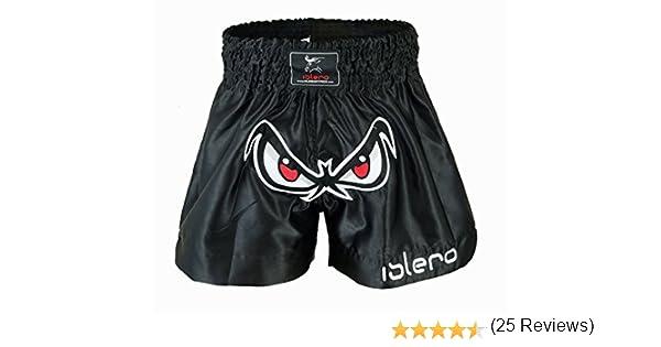 UFC Pantalones Cortos de Muay Thai para Lucha Artes Marciales Mixtas Islero Artes Marciales Artes Marciales Boxeo
