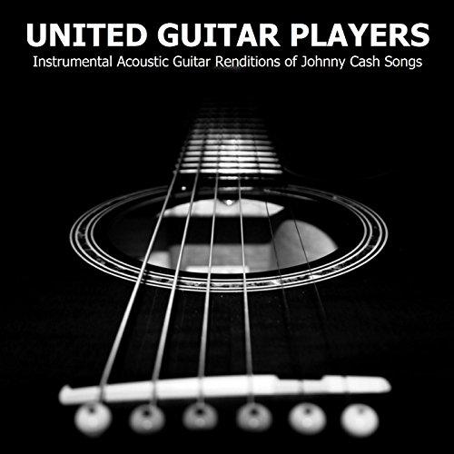 Guitar Instrumental Cd - Instrumental Acoustic Guitar Renditions of Johnny Cash Songs