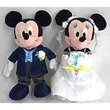 ブライダル / ミッキーマウス & ミニーマウス ( S )