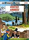 Les tuniques bleues, tome 34 : Vertes années par Cauvin