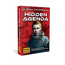 Indie Boards and Cards Resistance Hidden Agenda Card Game