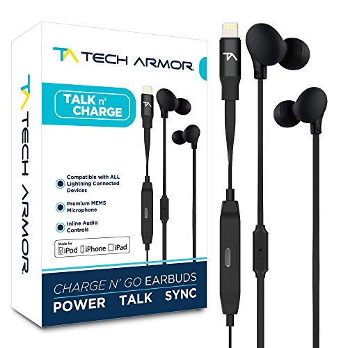 Tech Armor Certified Lightning Microphone product image