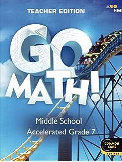 Go Math: Teacher Edition Grade 7 2014: HOLT MCDOUGAL