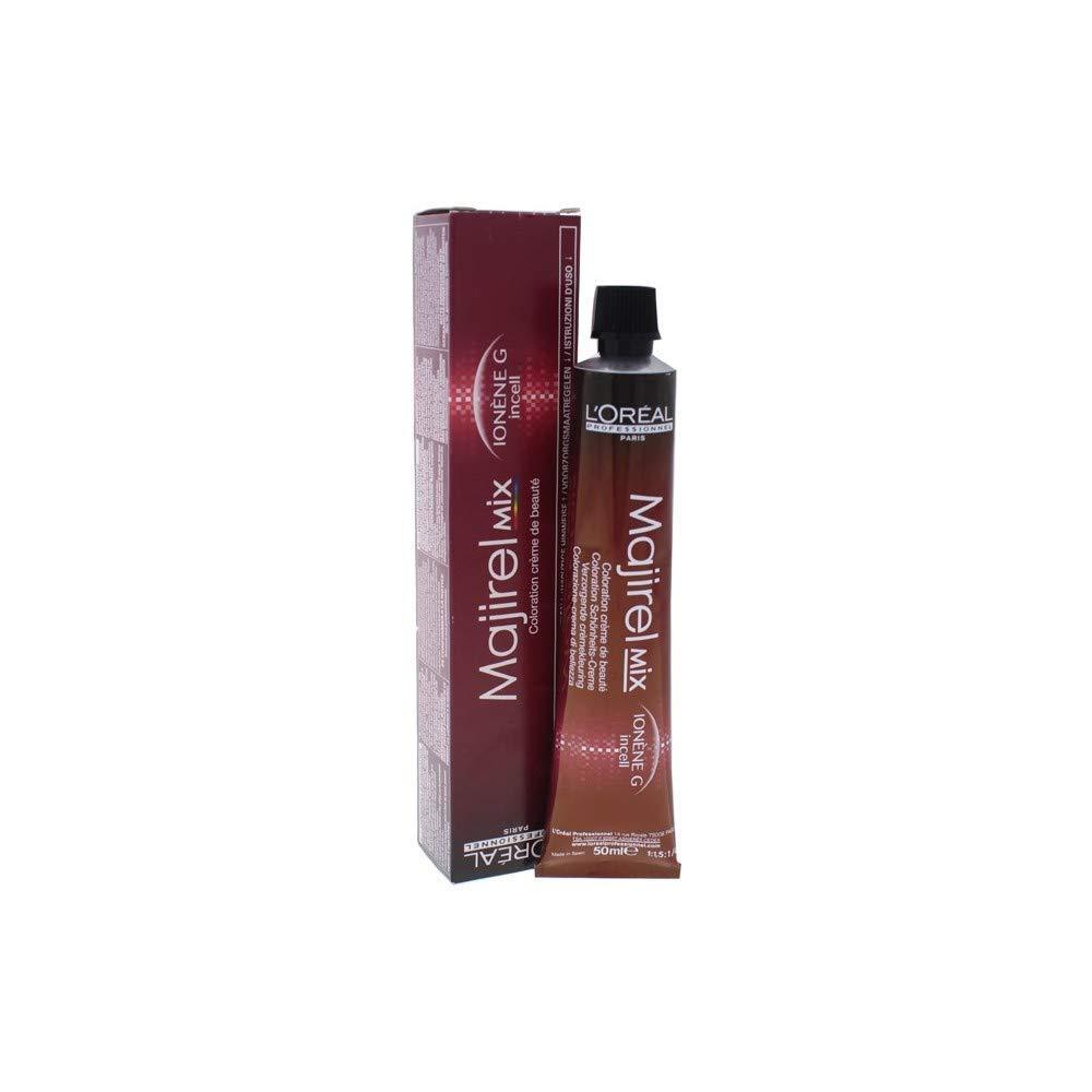 Majirel Mix Coloración permanente en crema para el cabello ROUGE 50 ml
