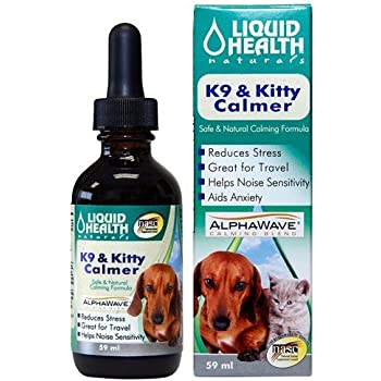 Amazon Com Calming Supplement For Dogs And Cats K9