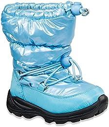 NK9007 Kids Prancer Snow Boot Blue - 7