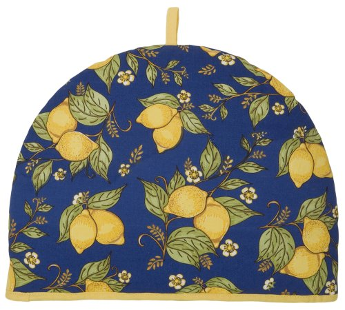 Now Designs Tea Cozy, Provencal Lemon Yellow