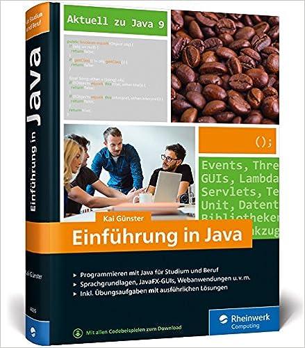 Einführung in Java: Ideal für Studium,...